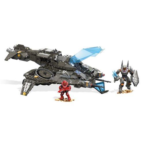 Mega Construx Halo Warzone Wasp Assault Playset