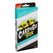 Card 'N' Go Seek Card Game