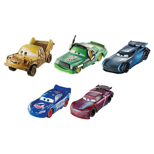 Cars 3 Die-Cast Vehicle Fall Collection 5-Pack