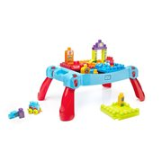 Mega Bloks Build and Learn Table