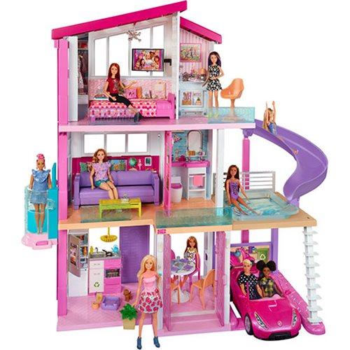 Barbie Dreamhouse Doll House