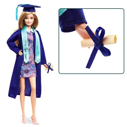 Barbie Graduation Day Caucasian Doll