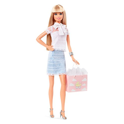 Barbie Welcome Baby Doll