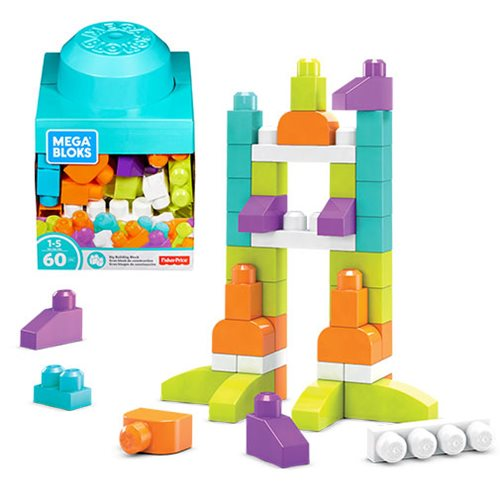 Mega Bloks Building Basics Big Building Block