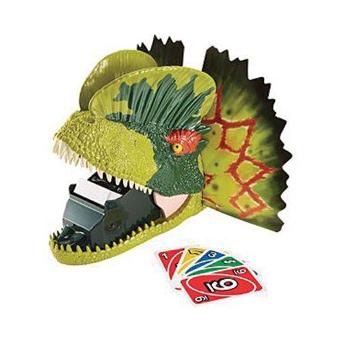 Jurassic World: Fallen Kingdom Uno Attack Card