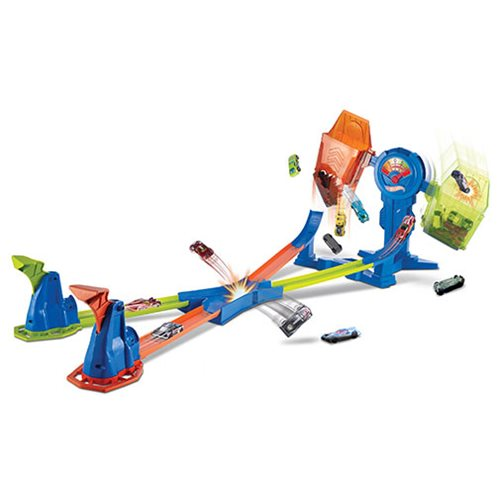 Hot Wheels Action Balance Breakout Playset