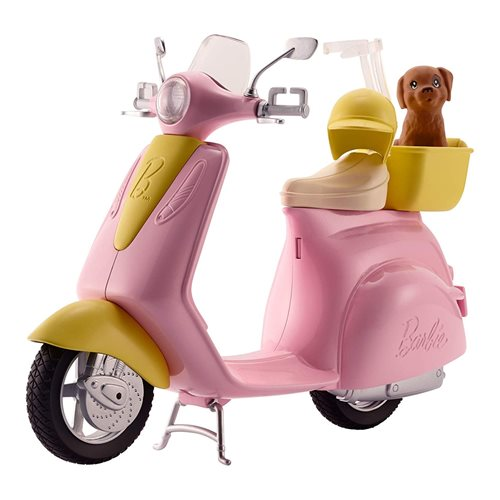 Barbie Scooter Vehicle