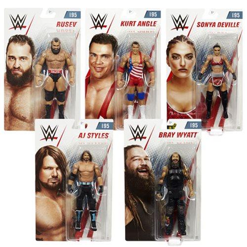 WWE Basic Figure Series 95 Action Figure Case
