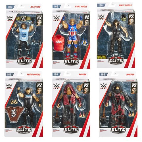 WWE Elite Collection Series 66 Action Figure