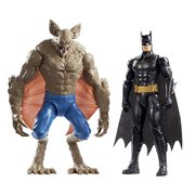 Batman Mission Batman vs. Man-Bat Action Figure 2-Pack