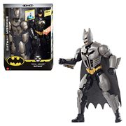 Batman Mission Total Armor Batman Action Figure