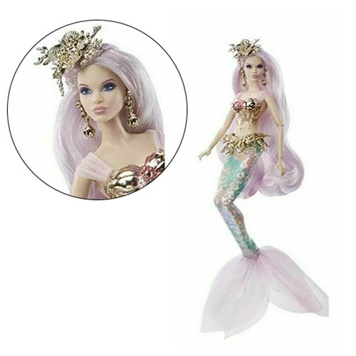 Barbie Mythical Muse Mermaid Enchantress Doll