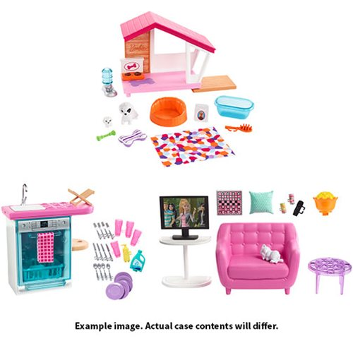 Barbie Indoor Furniture Accessory Case