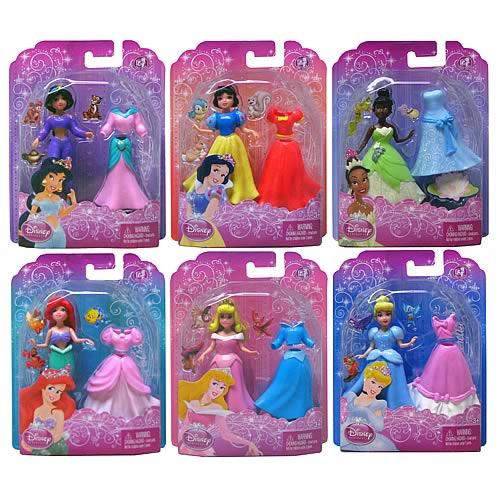 Disney Precious Princess Dolls Case