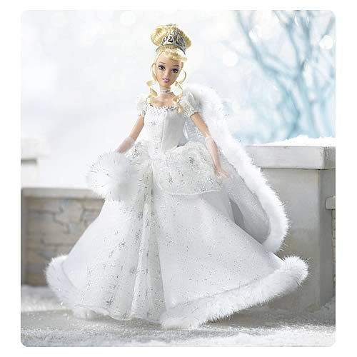 Disney Princess Cinderella Holiday Doll