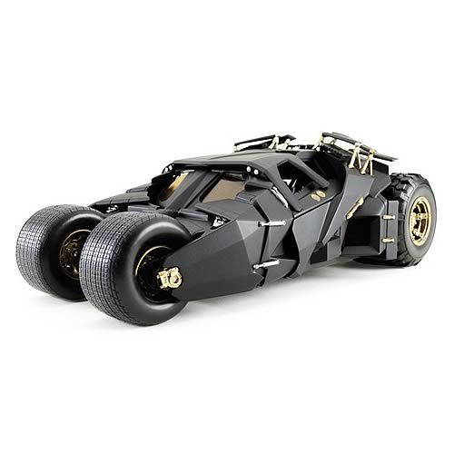 Batman Hot Wheels Heritage Batmobile 1:18 Scale Vehicle