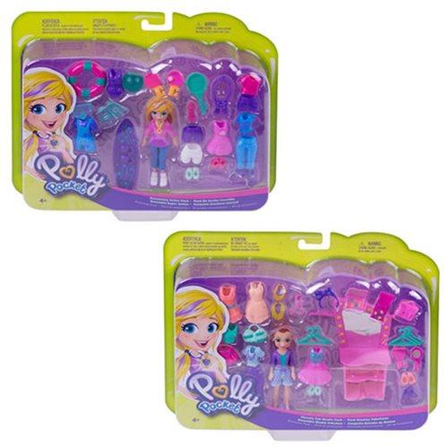 Polly Pocket Fashion Doll Case