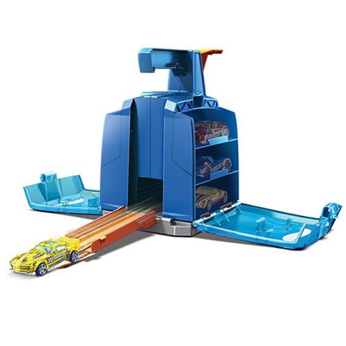 Hot Wheels Track Builder System Display Launcher
