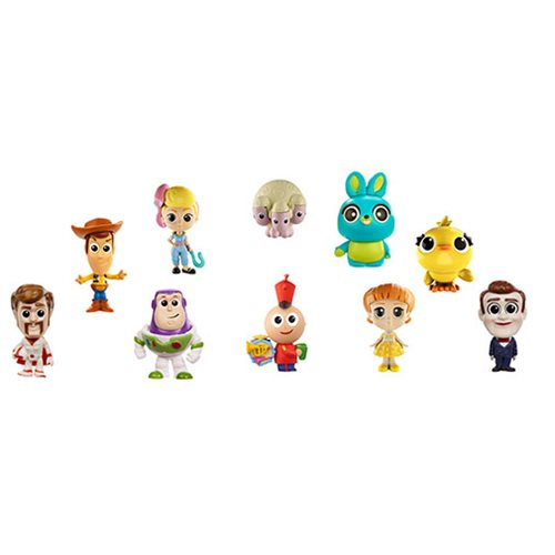 Toy Story 4 Ultimate New Friends Mini-Figure 10-Pack