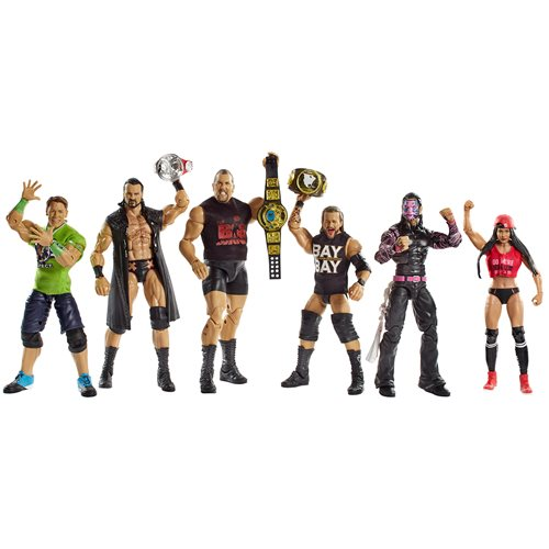 WWE Elite Collection Series 71 Action Figure Case