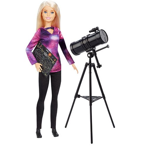 Barbie National Geographic Astrophysicist Doll