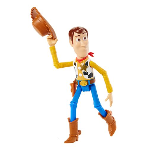 Toy Story 4 Woody Basic 9-Inch Action Figure