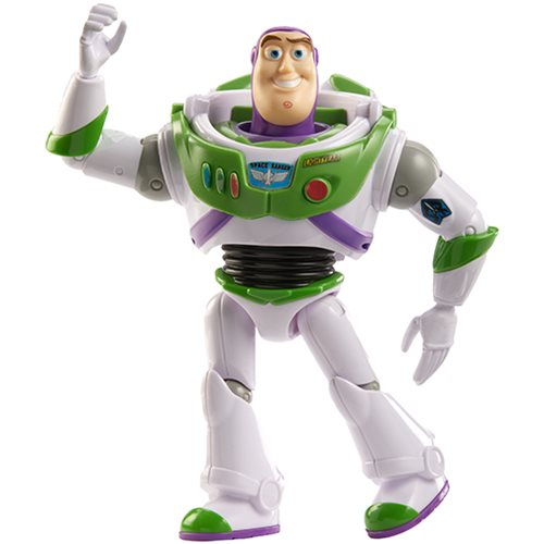 Toy Story 4 Buzz Lightyear Basic 7-Inch Action Figure