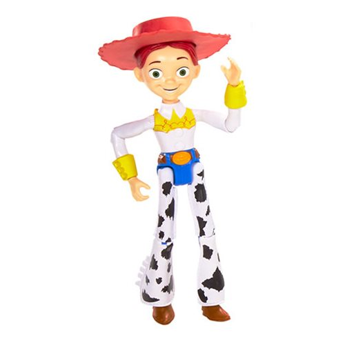 Toy Story 4 Jessie Basic 7-Inch Action Figure