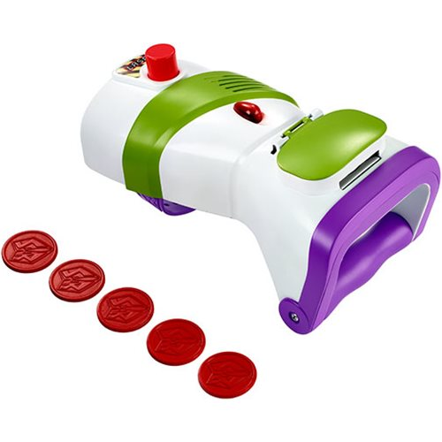 Toy Story 4 Buzz Lightyear Rapid Disc Blaster