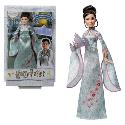 Harry Potter and The Goblet of Fire Yule Ball Cho Chang Doll