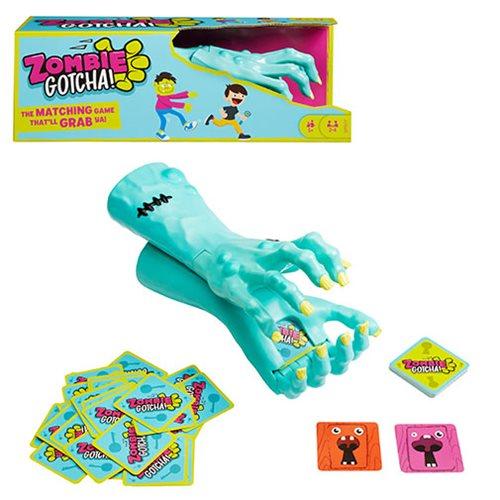 Zombie Gotcha Game