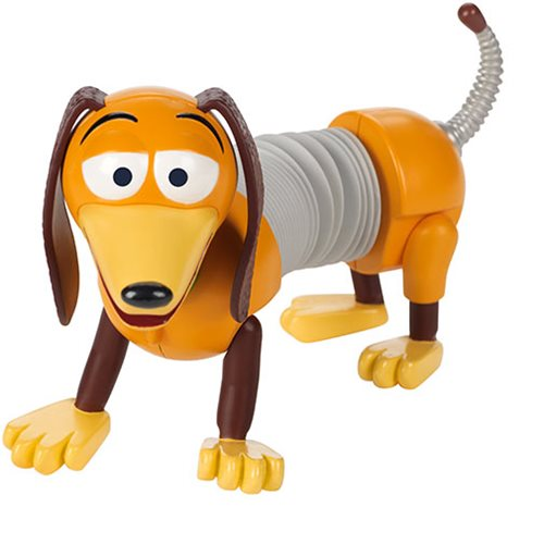 Toy Story 4 Slinky Basic 7-Inch Action Figure
