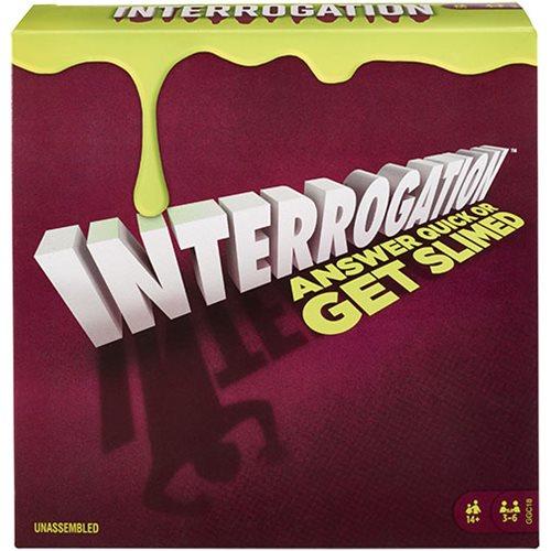 Interrogation Game