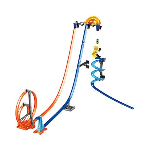 Hot Wheels Track Builder System Vertical Launch Track Set