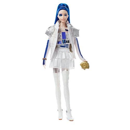 Star Wars x Barbie R2-D2 Doll