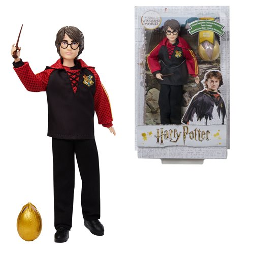 Harry Potter and The Goblet of Fire Triwizard Harry Potter Doll