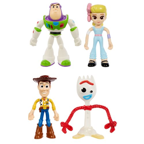 Toy Story Flextreme 7-Inch 2-Pack
