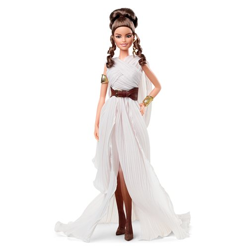 Star Wars x Barbie Rey Doll