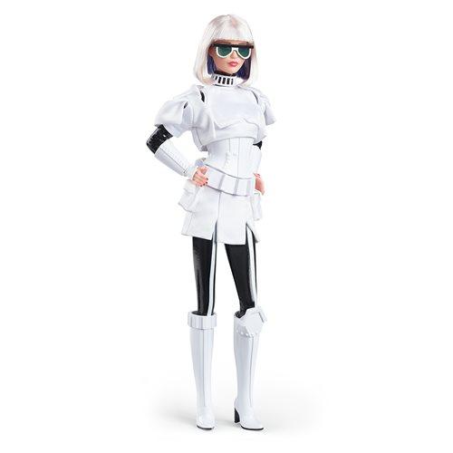 Star Wars x Barbie Stormtrooper Doll
