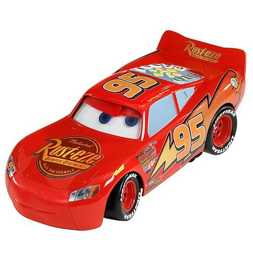 Cars Fast Talking Lightning McQueen