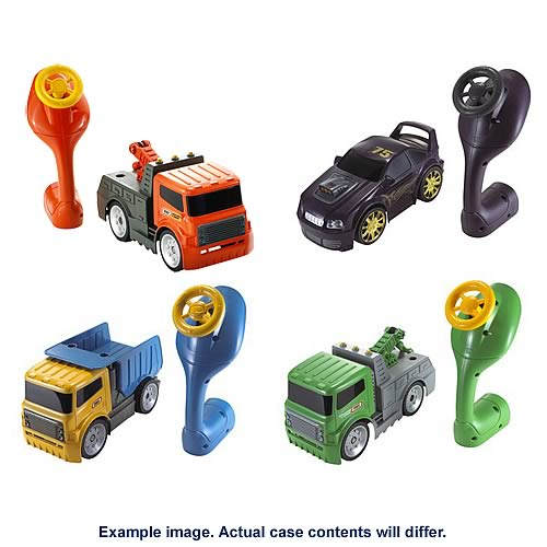 Matchbox Easy Riders RC Vehicles Wave 1 Set