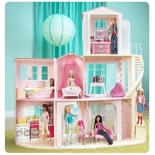 Barbie 3-Story Dream House Playset