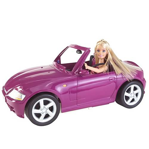 Barbie Cool Convertible Car