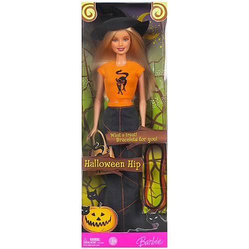 Halloween Hip Barbie Doll