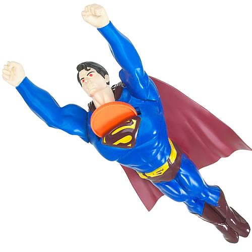 Superman Disc Attack Figure
