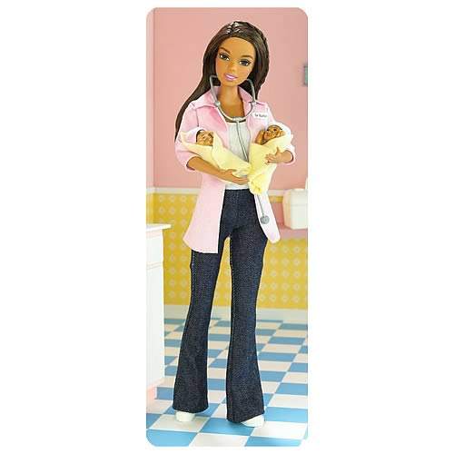 Barbie Baby Doctor Doll