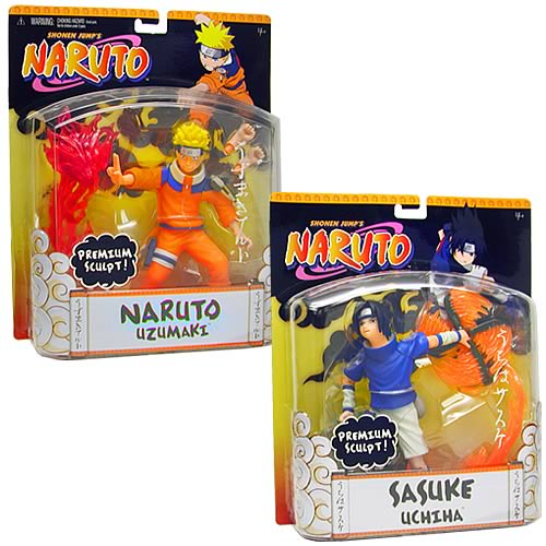 Naruto 8-Inch Action Figures Wave 1