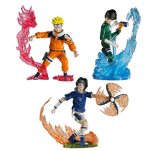Naruto 8-Inch Action Figures Wave 2