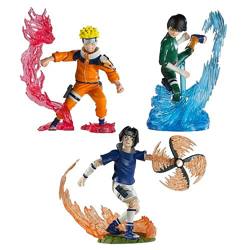Naruto 8-Inch Action Figures Wave 3