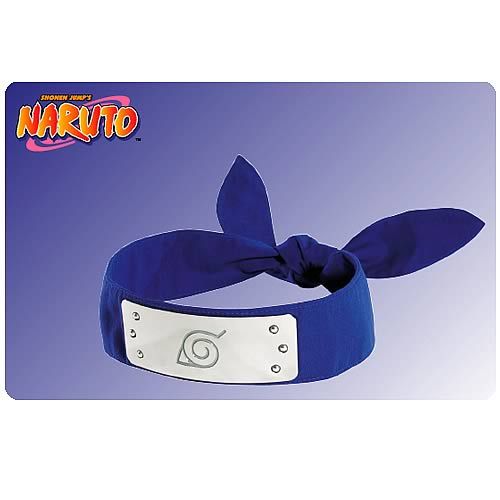 Naruto Leaf Headband